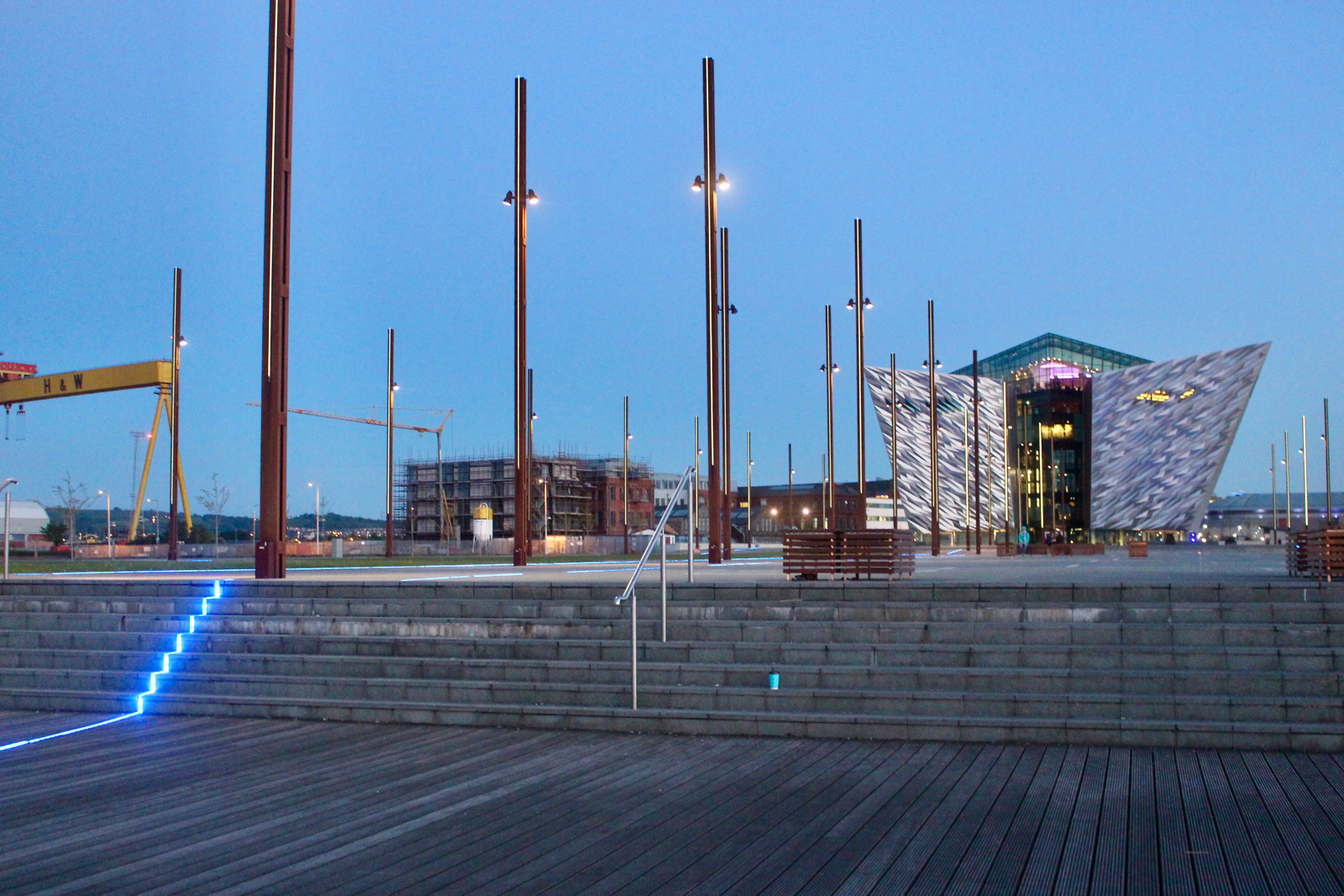 things to do in belfast, titanic belfast, titanic exhibition centre Belfast, what to do in Belfast, visit Belfast, Belfast blog, Belfast blogger, tourism Belfast, northern ireland tourism, titanic quarter Belfast, travel blog belfast, titanic slipway
