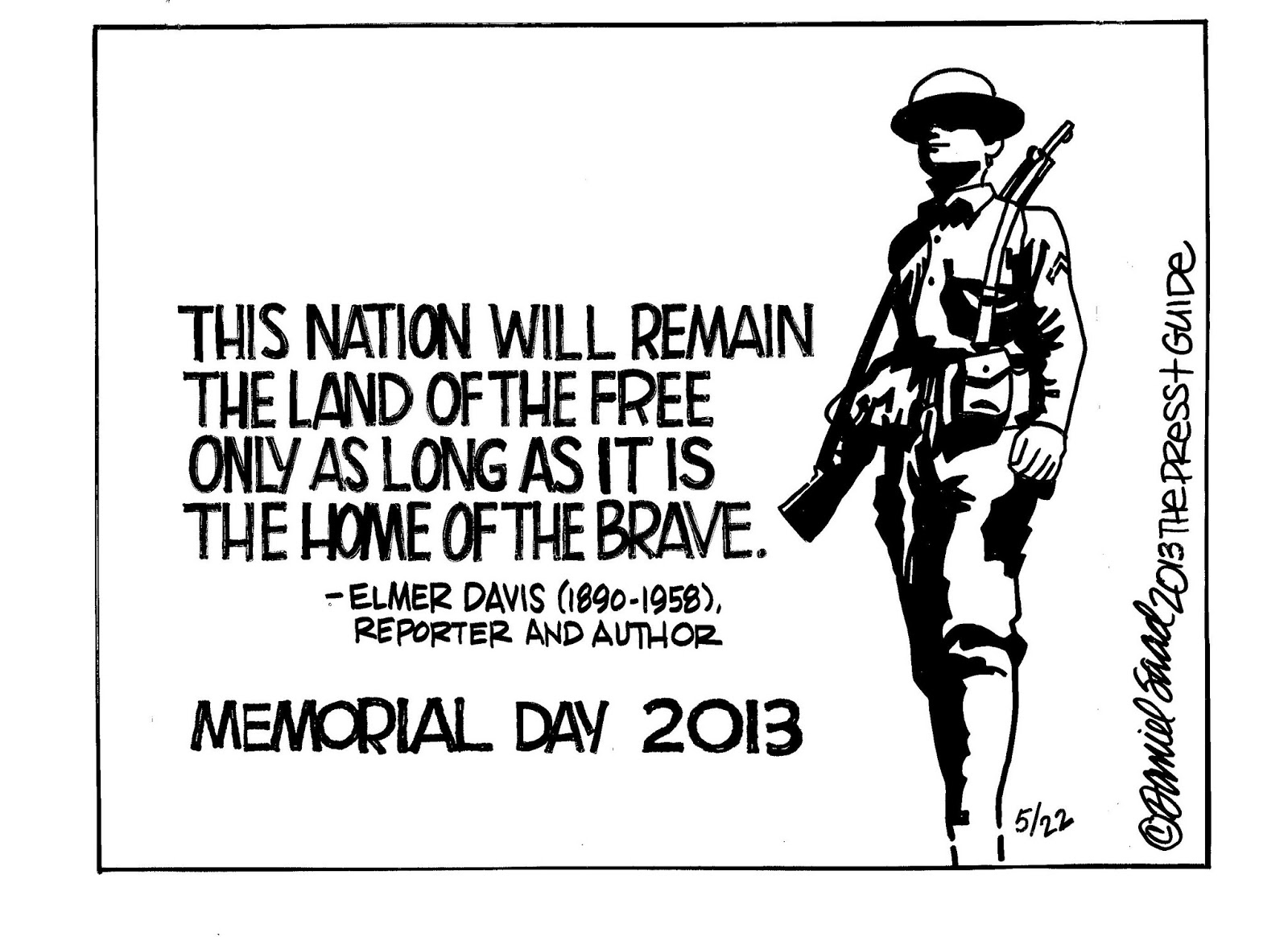 Pen Points: CARTOONS of the DAY: Memorial Day Tributes