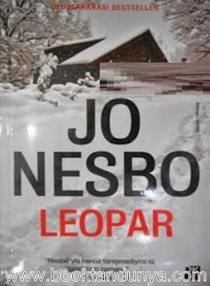 Jo Nesbo - Leopar Harry Hole Serisi 8