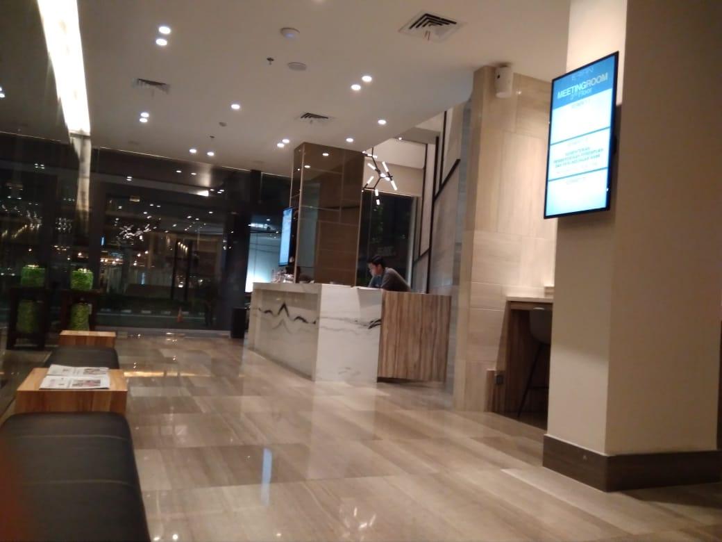 Erian Hotel Hotel Nuansa Modern Dengan Budget Terjangkau Di Jakarta Ilmu Beton