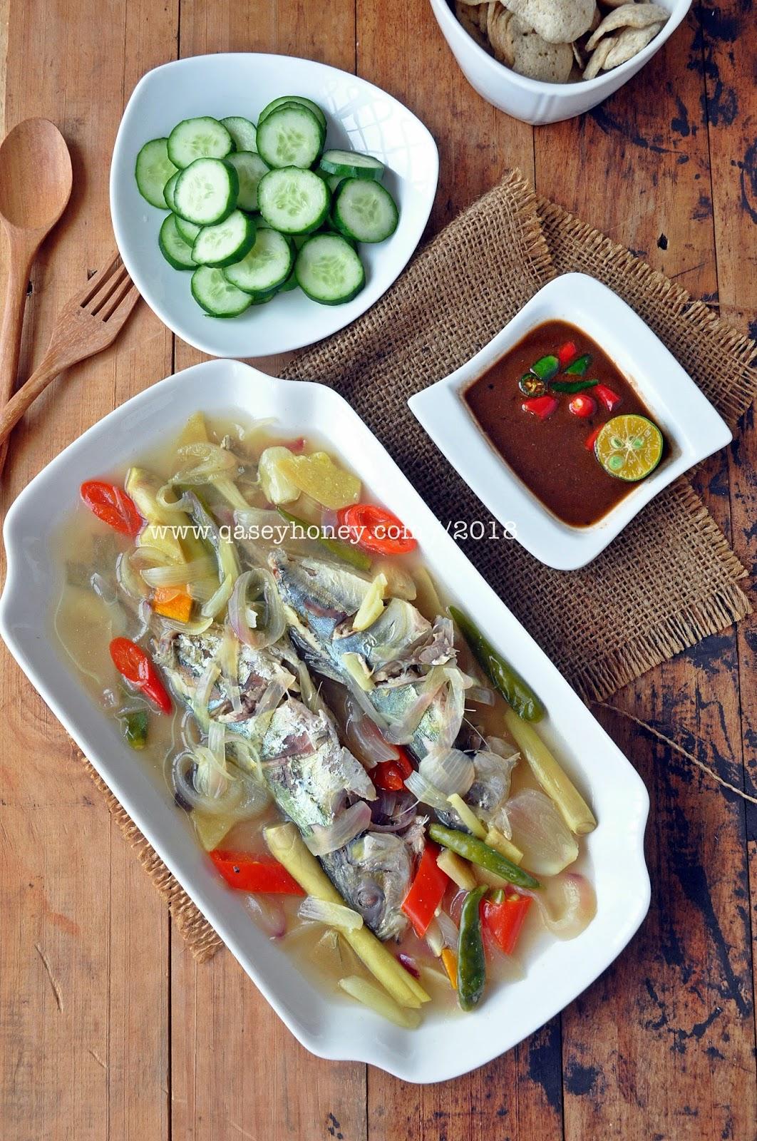 Ikan Selar Masak Singgang Qasey Honey