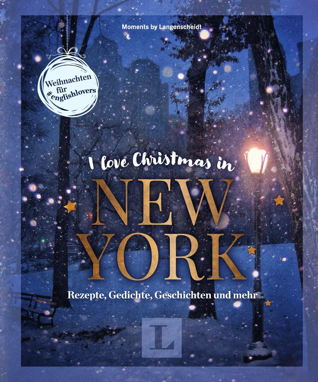 I Love Christmas In New York Langenscheidt Butiksofie