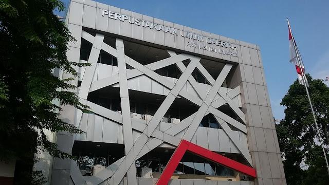 perpustakaan, perpustakaan daerah, perpustakaan daerah DKI Jakarta, perpusda DKI Jakarta