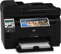 HP LaserJet Pro 100 color MFP M175 driver for win