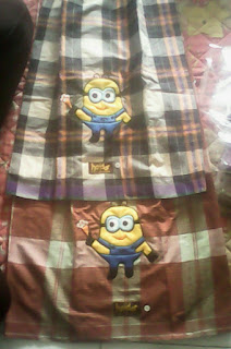 New Sarung Instan Minion