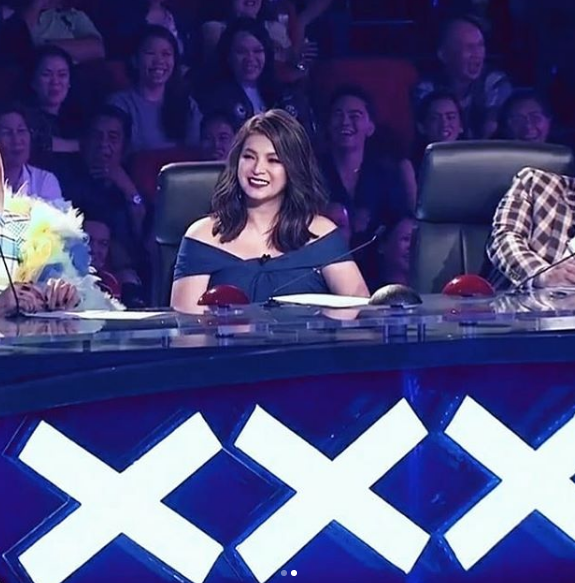 Angel Locsin Transforms Into A Living Goddess In The Fourth Week Of PGT Semi-finals