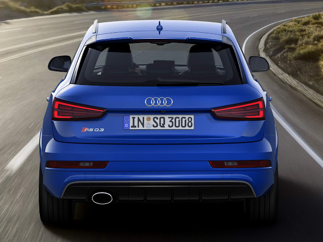 Audi RQ Q3 Performance 2016