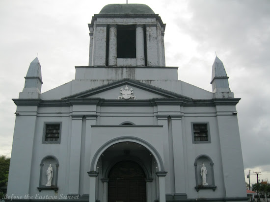 Legazpi City Cathedral in Bicolandia