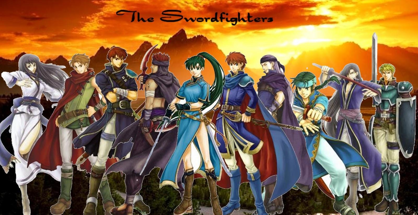 My Fire Emblem Blog My Blazing Sword Review Part 4 The Finale