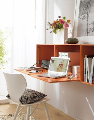 home office em apartamentos pequenos
