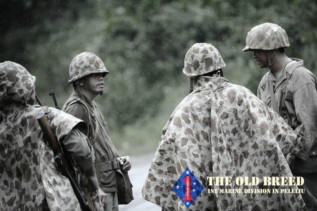 Angkringan Military Hobby Jogja: 1st Marine Division USMC