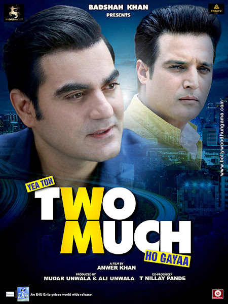 Yea Toh Two Much Ho Gayaa (2016) Movie Poster