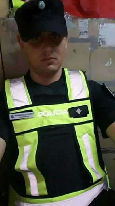 El escalofriante mensaje del Oficial Chaparro de la PFA antes de suicidarse