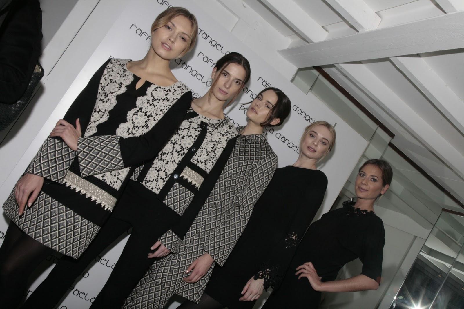 7bd9d38e264b Milano Fashion Week 2016 - La prima collezione invernale di Raffaela ...