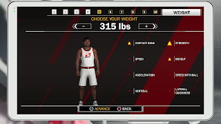 MyCareer Weight