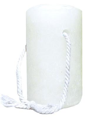 Pierre d'alun en déodorant