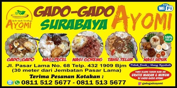 Gado-Gado Surabaya Ayomi