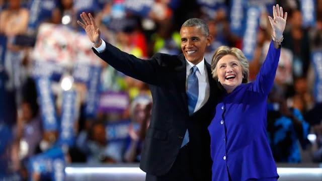 Wikileaks: Obama sabía de las prácticas de Clinton con el email