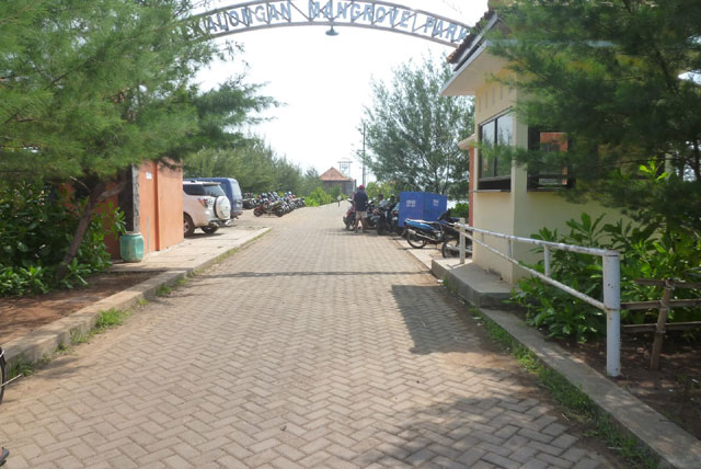 Pintu Masuk Magrove Park