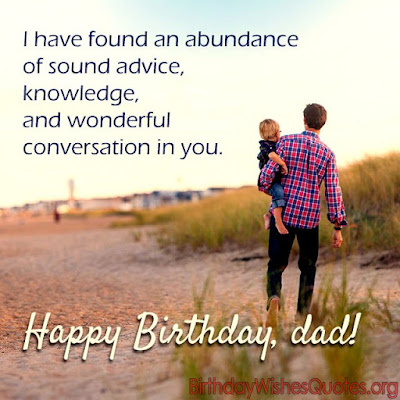 Happy Birthday Dad Messages