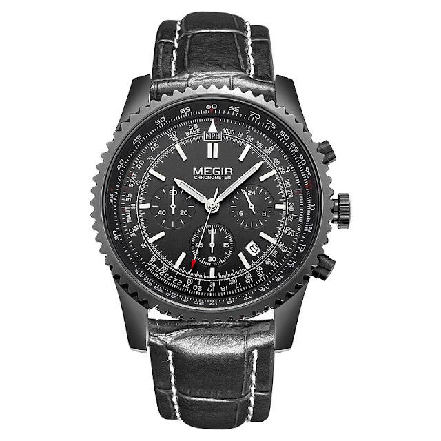 Megir Watch Price