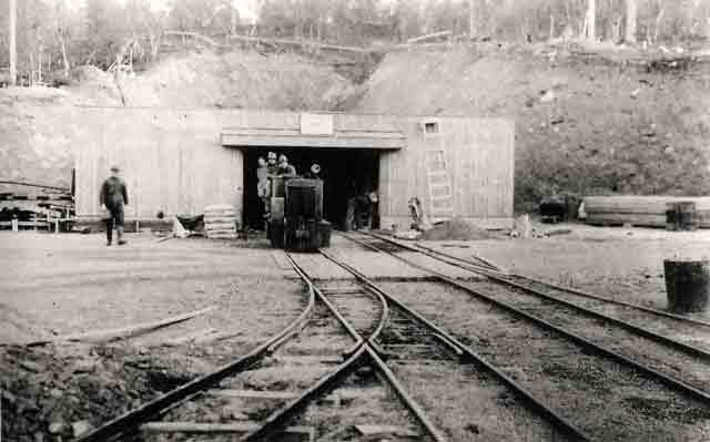 Kolosjoki nickel mine in Petsamo, Finland 22 September 1941 worldwartwo.filminspector.com