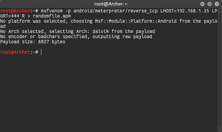 How to Hack Android Devices Using Metasploit - HACK4NET
