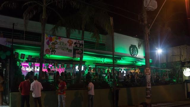Bar Clube One Year &  ST Patrick's Day Heineken agitou o final de semana