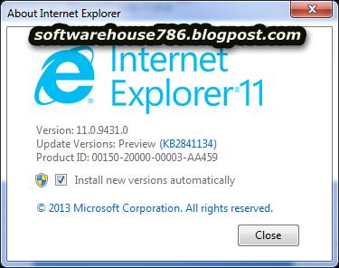 download free software for windows: Internet Explorer 11.0 ...