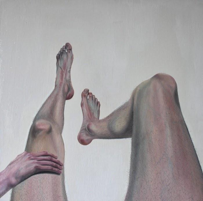 Картины-рассказы. Tristan Pigott