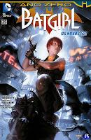 Os Novos 52! Batgirl #25
