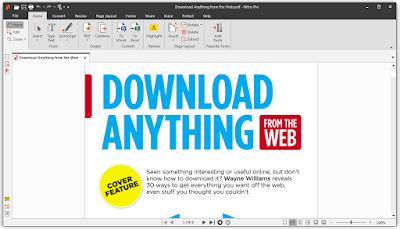 Screenshot Nitro Pro Enterprise 11.0.7.425 Full Version