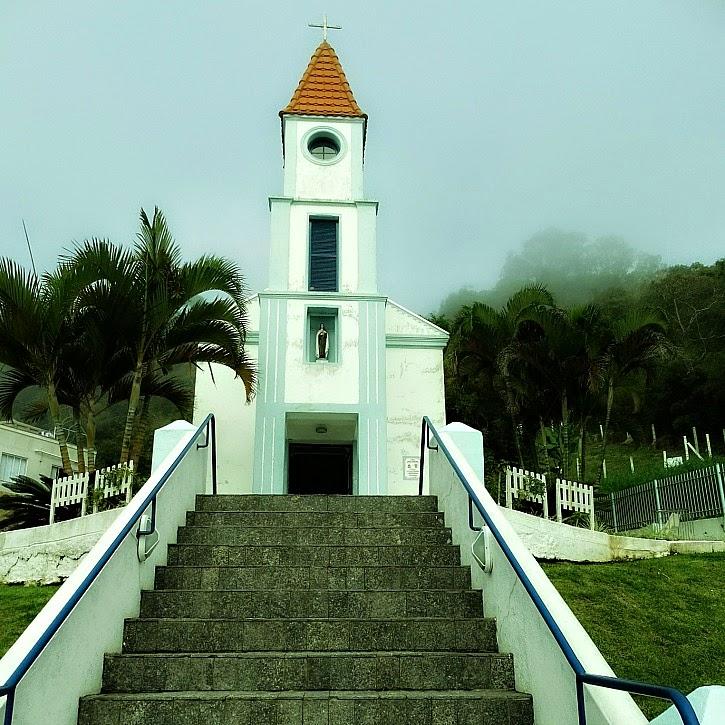 Capela Santa Teresinha, em Itajaí
