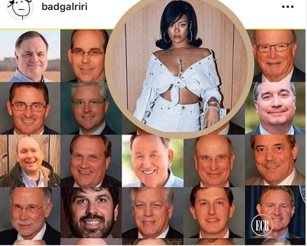 'These are the idiots' - Rihanna slams 25 Republican politicians and Governor of Alabama who voted to completely ban abortion in Alabama.