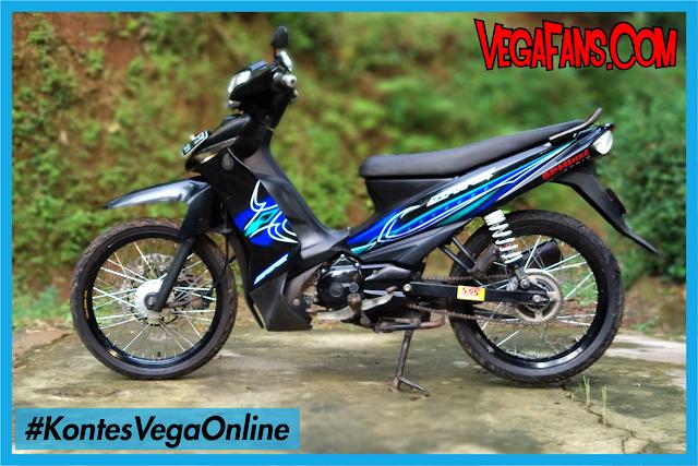 Vega ZR Admin Masih Standart #KontesVegaOnline
