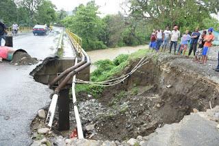 Fuertes lluvias provocan la evacuación de 3,110 personas en San Cristóbal- Siguen en alerta 25 provincias