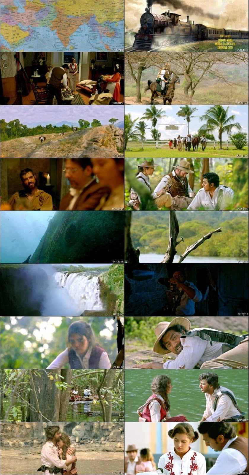Amazon Adventure 2017 Hindi Dubbed 720p HDRip x264