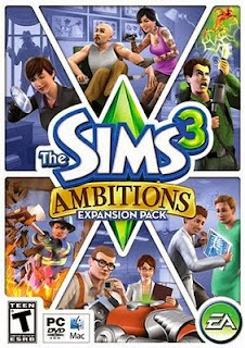 Download The Sims 3 Ambitions PC Full Version Free