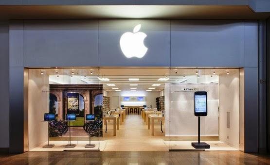 Apple Store in Las Vegas