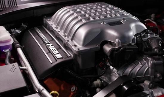 2017 Dodge Charger Hellcat Specs
