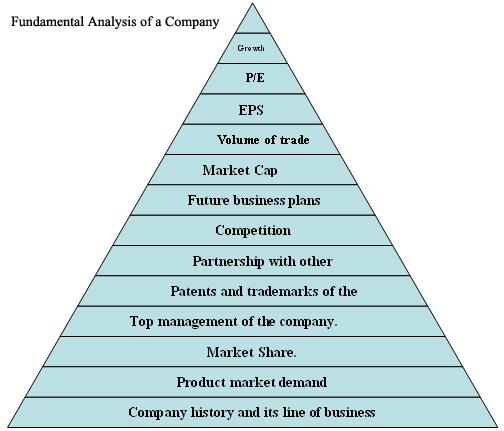Fundamental Analysis of a Company - company analysis