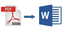 Migliori programmi per convertire PDF in Word