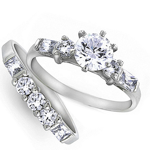 Wedding Rings For Cheap Bridal Sets