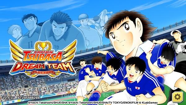 Captain Tsubasa: Dream Team 2.5.1 Mod +APK