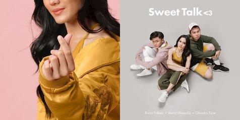 Lirik Lagu Sweet Talk - Sheryl Sheinafia & Rizky Febian ft Chandra Liow