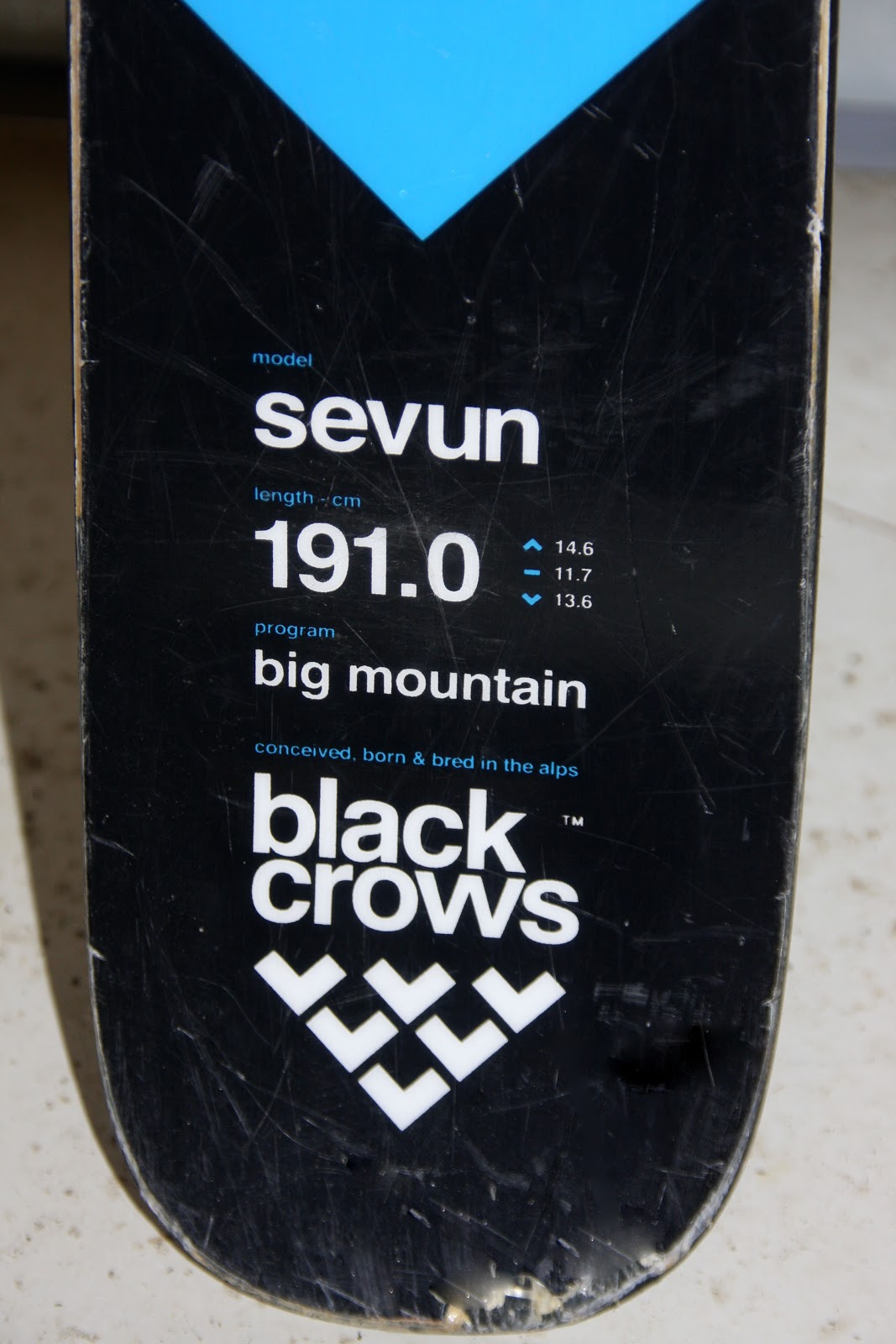 black crows sevun