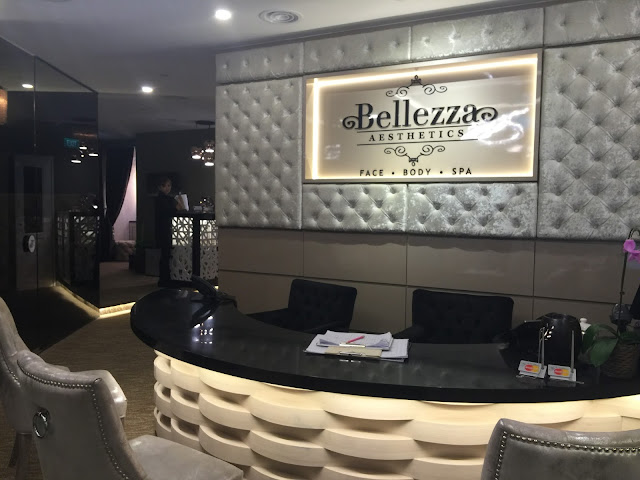 Bellezza Aesthetics Oxyjet facial review