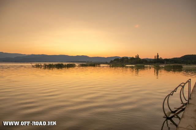 Lake Dojran - Macedonia