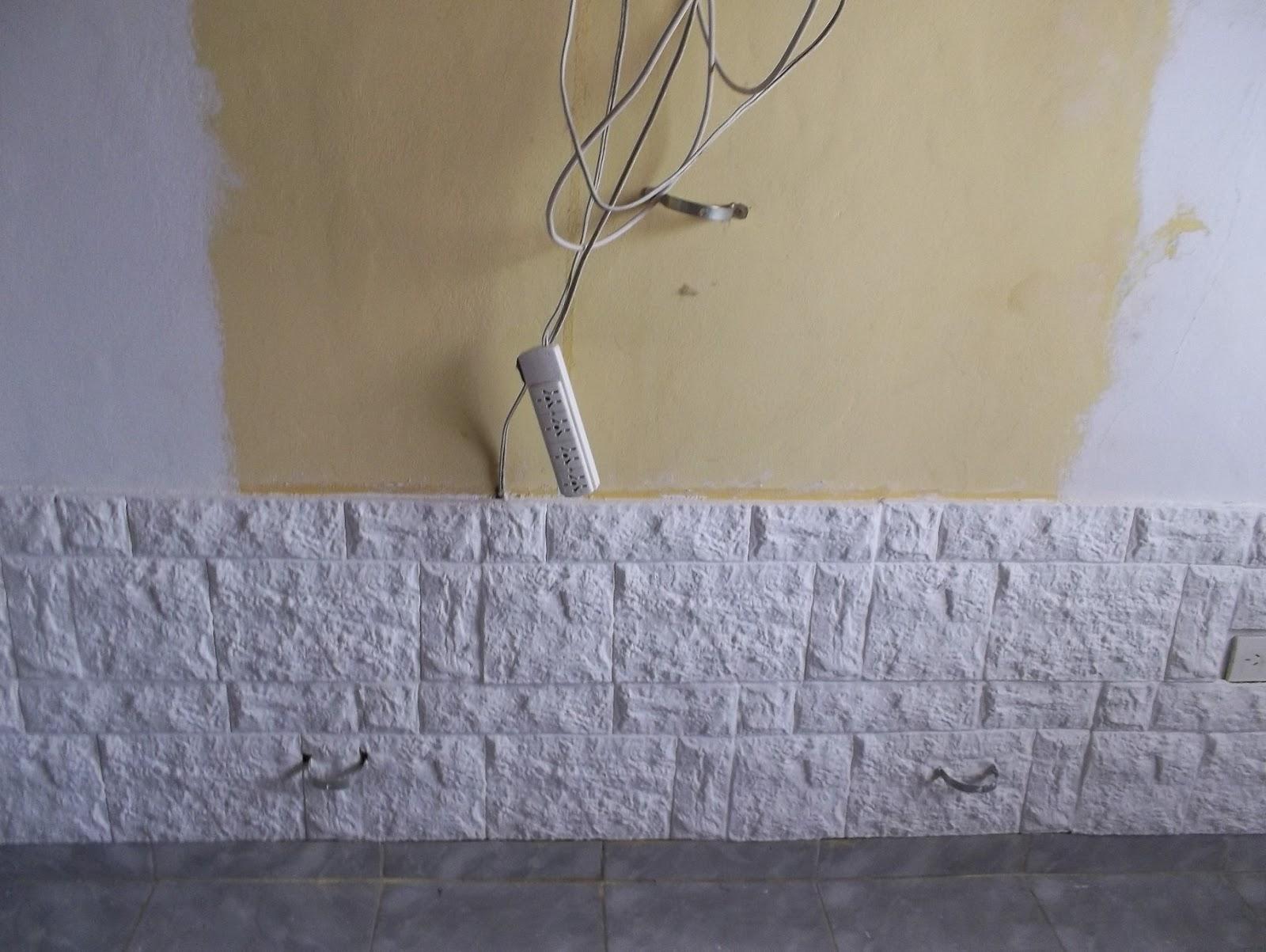 Construye tu placas de yeso en paredes con humedad - Placas decorativas para pared interior ...