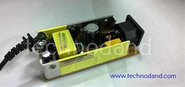 Cara memperbaiki adaptor atau power supply